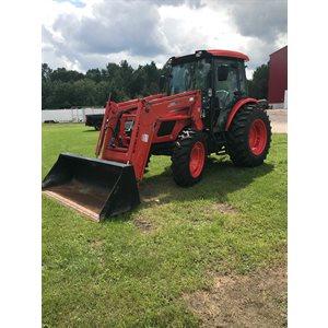 Tracteur Kioti 73 hp